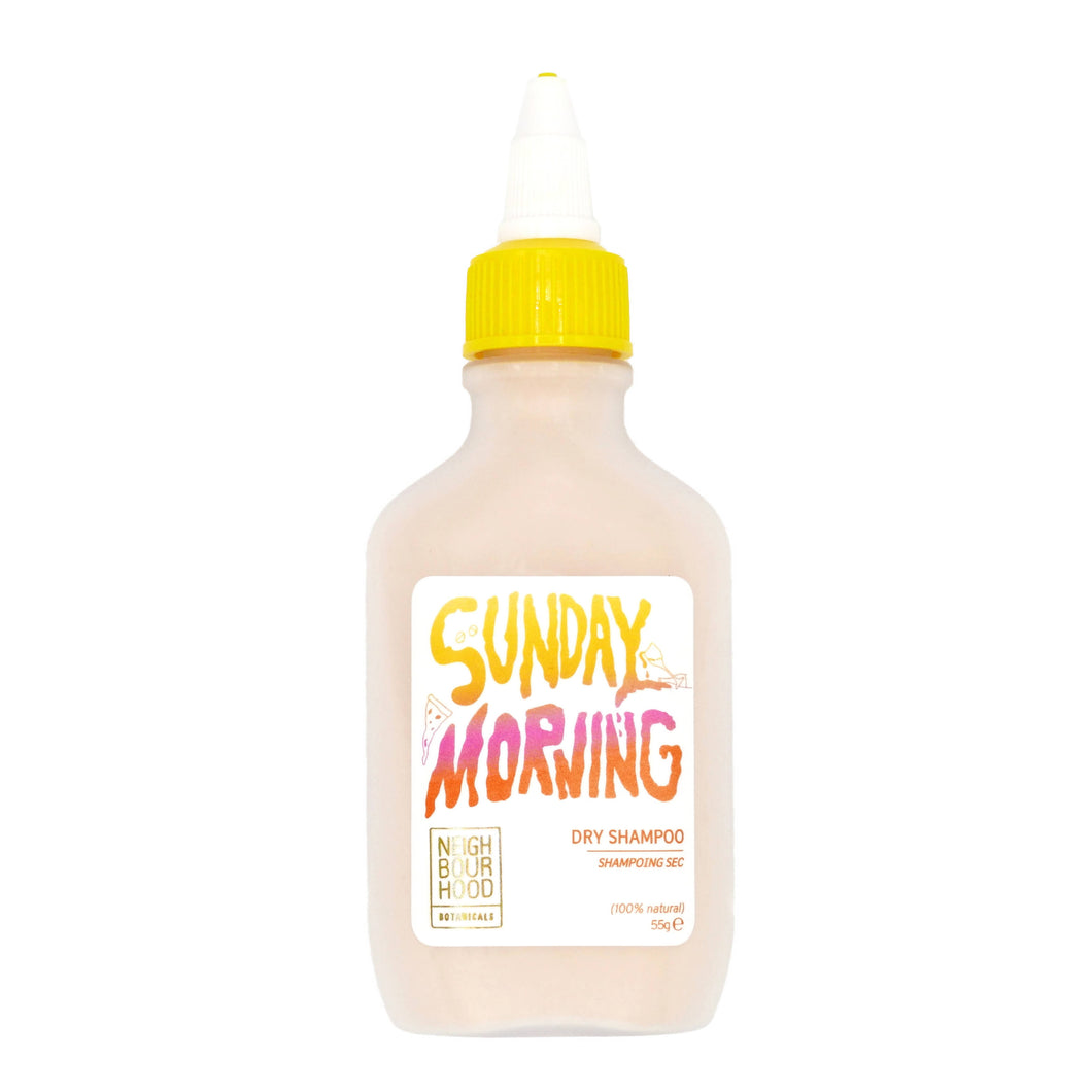 Sunday Morning Dry Shampoo