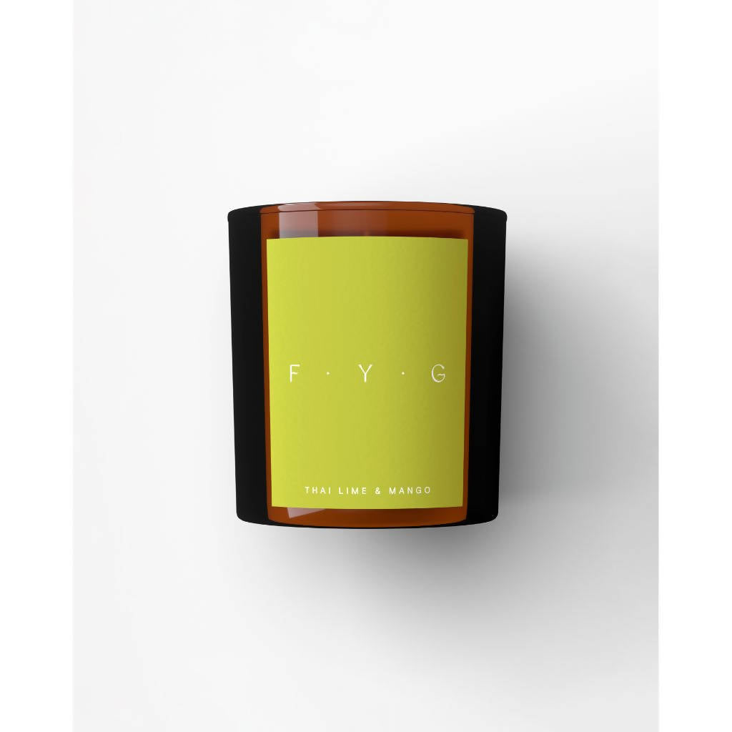 Thai Lime & Mango Back to Basics Candle