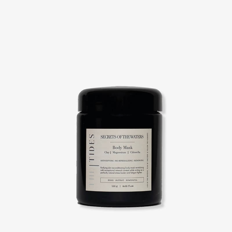 Secrets of the Waters | Body Mask Formula - 120 g