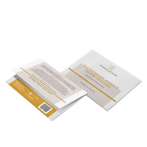 Glutathione Weekly Detox Patches