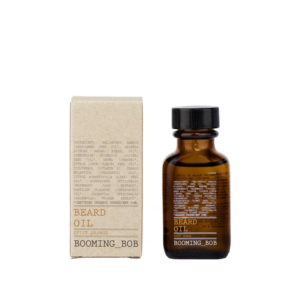 Beard Oil - Argan Moisture & Fresh Orange