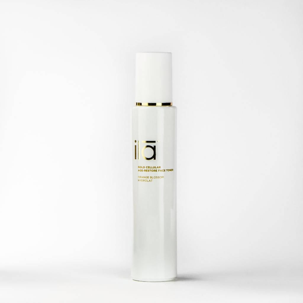 Gold Cellular Age-Restore Face Toner