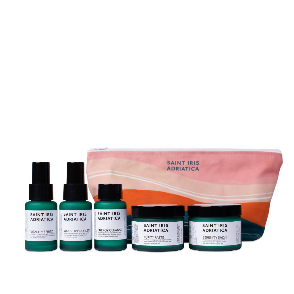 On-The-Go Bliss Pack Travel Set