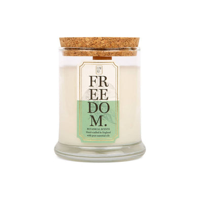 Freedom Aromatherapy Scented Candle
