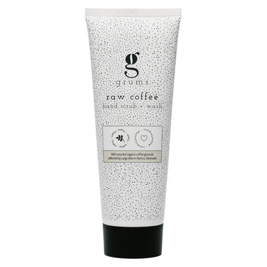 Raw Coffee Hand Scrub + Wash - 120ml