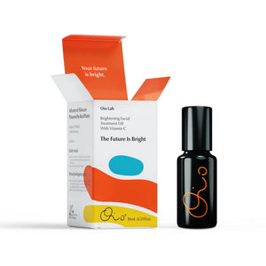 The Future Is Bright Brightening Facial Treatment Oil with Vitamin C