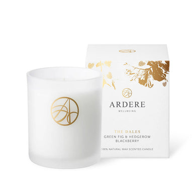 The Dales Candle - Green Fig & Hedgerow Blackberry