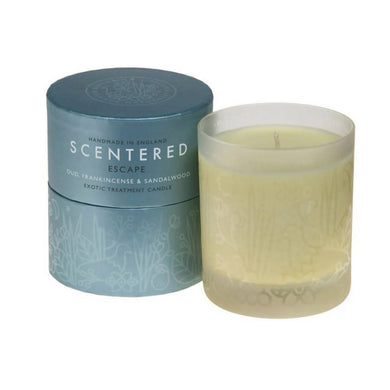 ESCAPE Aromatherapy Candle