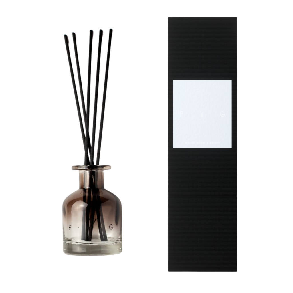 White Musk & Amber Back to Basics Diffuser
