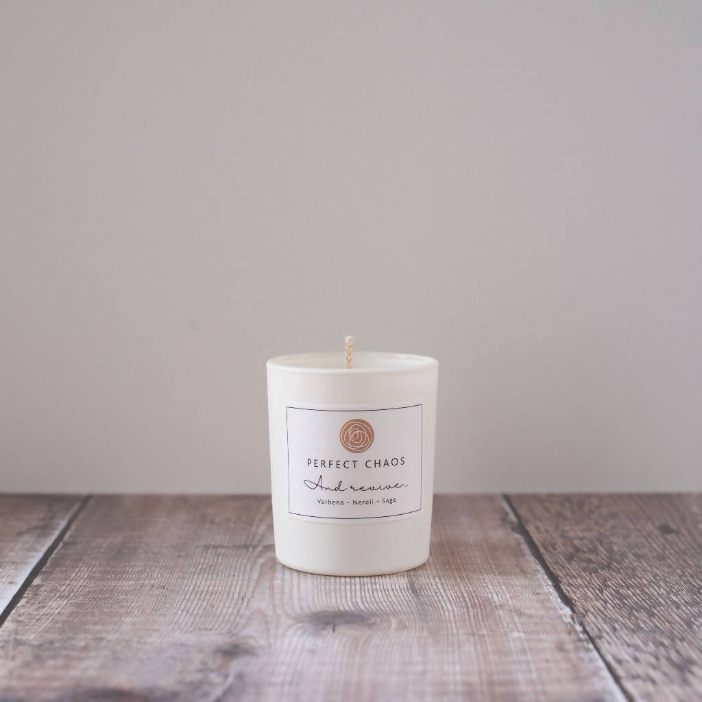 And Revive Travel Votive