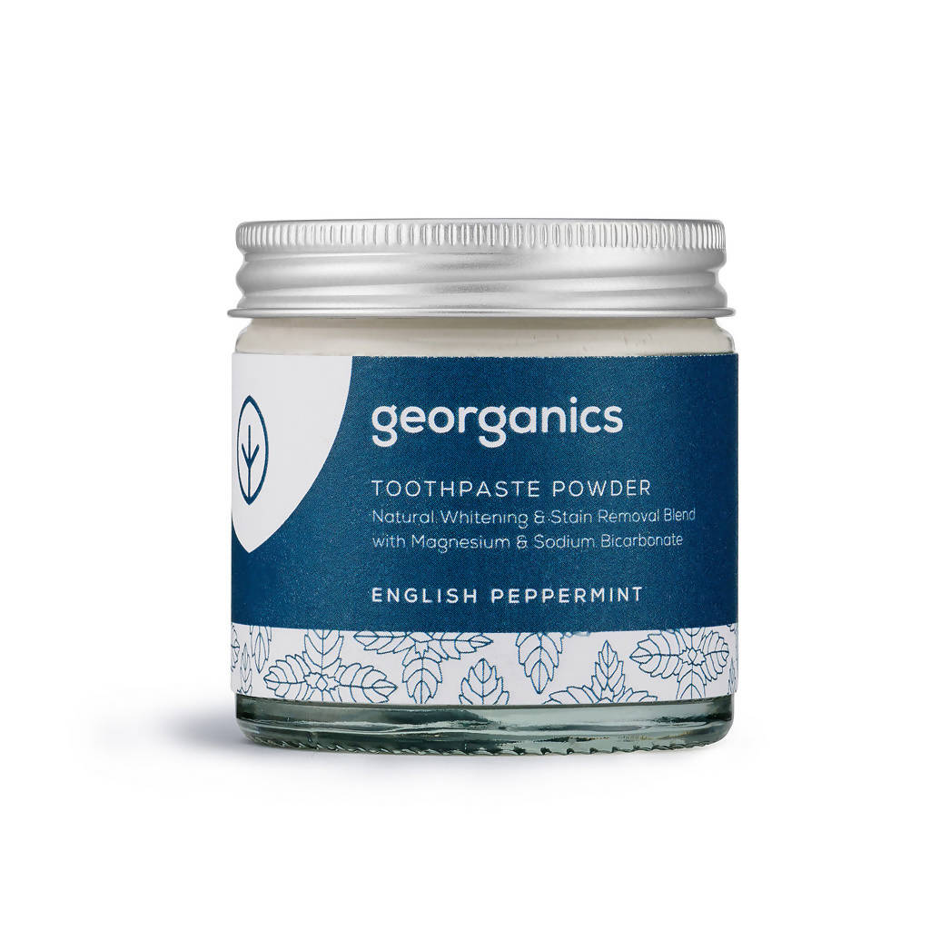 Natural Toothpowder - English Peppermint