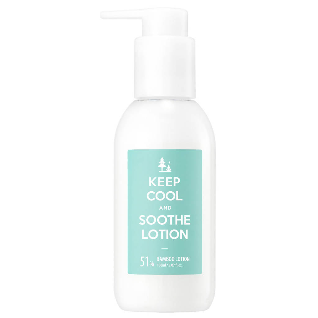 Soothe Bamboo Lotion