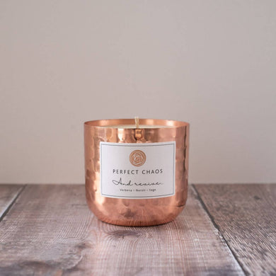 And Revive Copper Candle