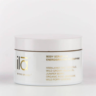 Body Scrub for Energising & Detoxifying