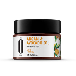 Argan & Avocado Oil Moisturiser