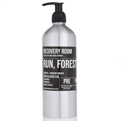 Run, Forest Run Marathon Gel