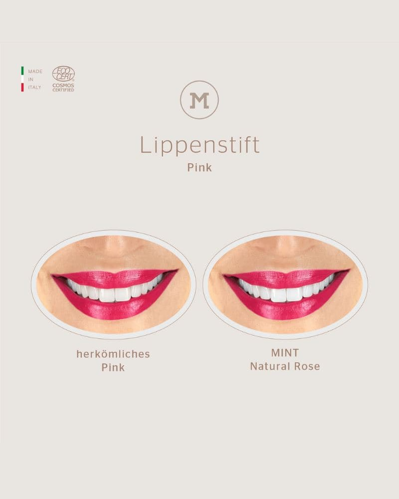 MINT Lippenstift Natural Rosé
