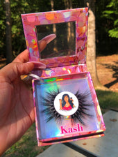 Custom Lash Pack (25mm)