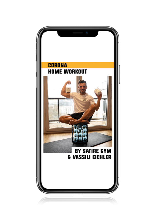 "E-Book ""CORONA HOME WORKOUT"""