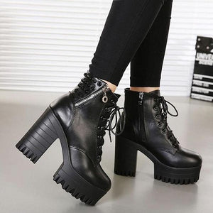 high heel women boots verkadi