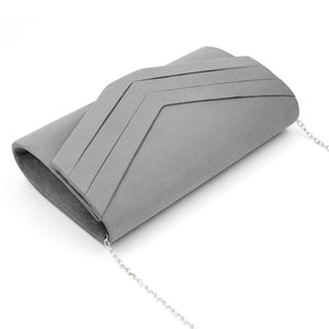 Elegant Evening Wedding Event Envelope Clutch Purse