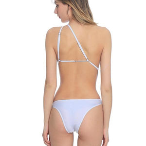 New Sexy One Piece Backless Beach Swimwear
