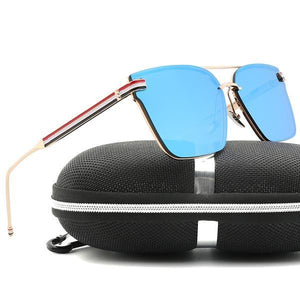 Hot Sell Unisex Fashion Sunglasses Full Frame UV400