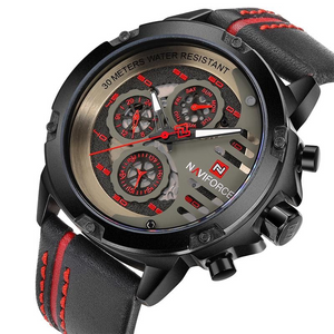 Designer Sports Quartz Watch