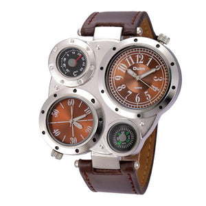 Style Quartz Watch