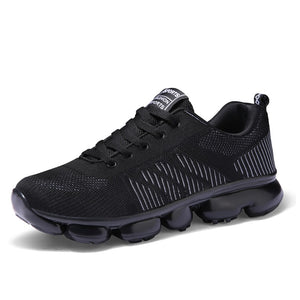 Street Fashion Cushioning Air Sole Mesh Trainers Sneakers Verkadi.com