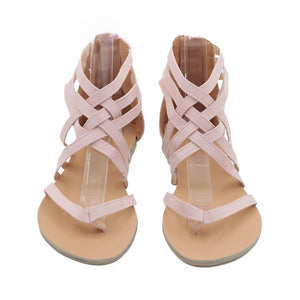Bohemia Gladiator Narrow Band Summer Sandals Verkadi.com