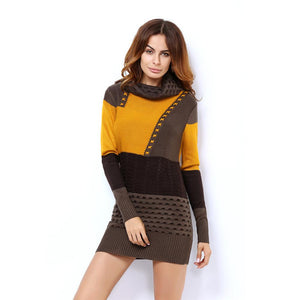 Sexy Long Vintage Slim Casual Sweater Pullover Verkadi.com