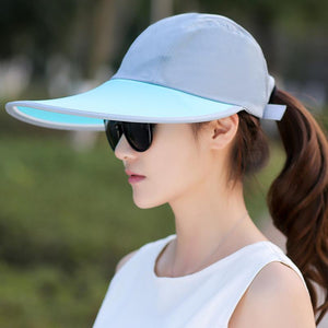 Summer Sunscreen Unisex Sun Hat Baseball Cap Verkadi.com