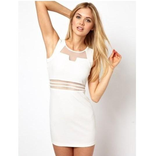 Sizzling Clubbing Cocktail Party Slim Dress Verkadi.com