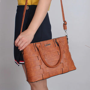 Designer Vintage PU Leather Women Handbags