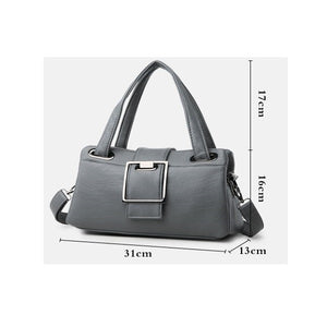 Smart PU Leather New Shoulder Cross Body Bag Handbag