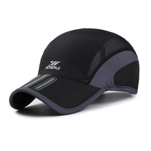 Smart Unisex Breathable Mesh Snap Back Baseball Cap