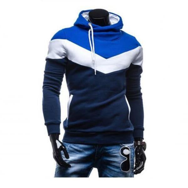Men Smart Hip Slim Fit Hoodie Sweatshirt Verkadi.com