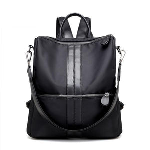 Shoulder Multi Functional Waterproof Nylon Casual Handbag