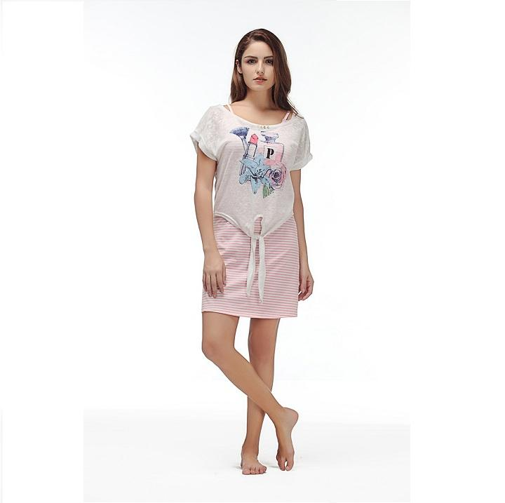 Nightdress Pajama Set