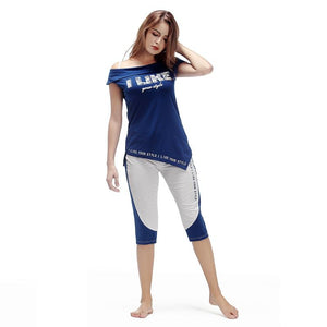 Trendy Soft Cotton Patchwork Nightwear Pajamas Sets Verkadi.com