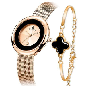 Designer Women Quartz Bracelet Watch
