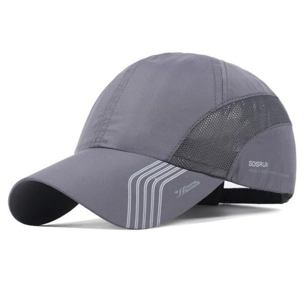 Summer Unisex Breathable Sport Mesh Baseball Cap