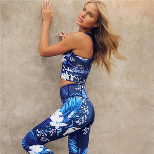 Fitness Women Sportswear Yoga Set