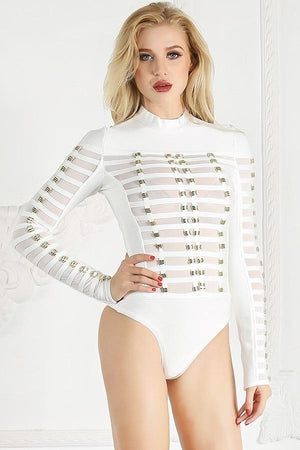 Women Bodysuits Rompers