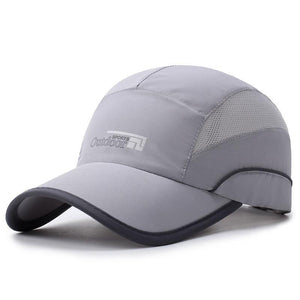 Hip Quick Drying Summer Breathable Baseball Cap