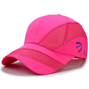 Spring Polo Unisex Hat Snap Back Breathable Baseball Cap
