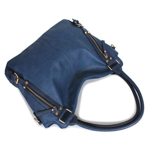 Elegant Luxury Soft Vintage Style Shoulder Bag Handbag