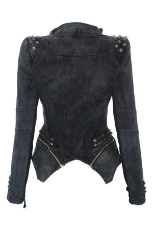 women denim jackets by verkadi