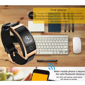 Multi Function Smart Wristband Watch Verkadi.com